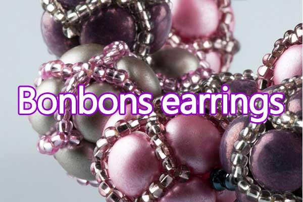 Bonbons earrings