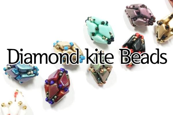 Diamond Kite Beads