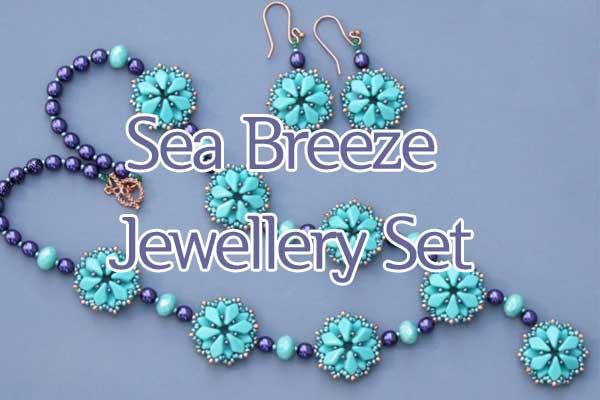 Sea Breeze Jewellery Set