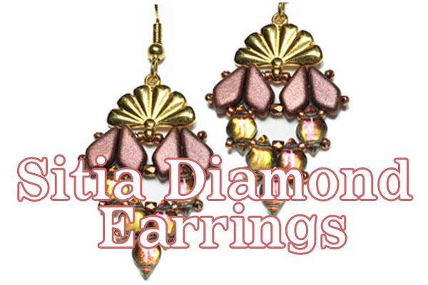 Sitia Diamond Earrings