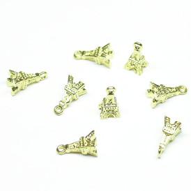 메탈미니에펠탑 10*5mm(금도금) - 1개